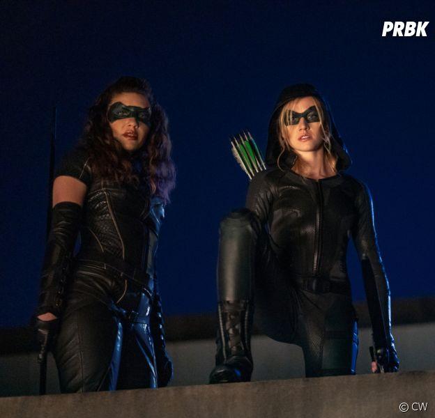 "Arrow : encore une chance pour le spin-off ""Green Arrow and The Canaries"" ? Katherine McNamara répond"