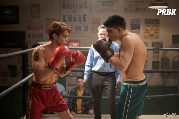 Riverdale saison 5, épisode 1 : Archie affronte KO sur le ring