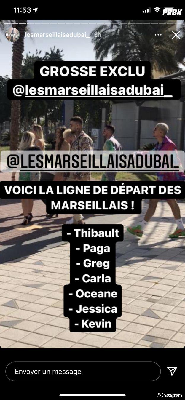 Les Marseillais à Dubaï : des premières photos du tournage fuitent