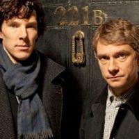 Sherlock ... la nouvelle série de BBC ... sur France 4 début 2011
