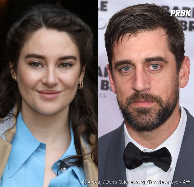 Shailene Woodley en couple avec le footballeur américain Aaron Rodgers ? L'actrice aurait retrouvé l'amour