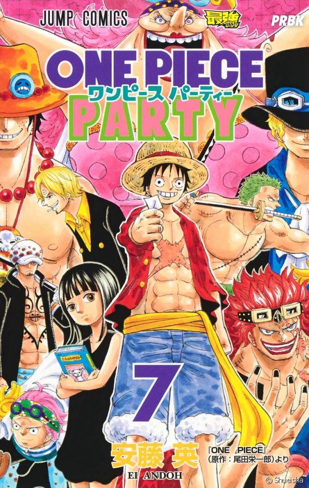 One Piece Party annulé : la Shueisha annonce la fin du manga