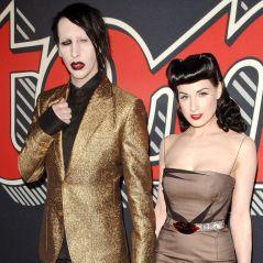 Marilyn Manson accusé d'agressions sexuelles : son ex Dita Von Teese réagit