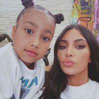 Kim Kardashian furieuse : promis, juré, c'est bien North qui a peint ce tableau à seulement 7 ans !