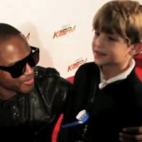 MattyB ... Sa rencontre avec Taio Cruz (vidéo)