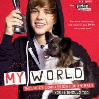 Justin Bieber ... Il s'engage pour l'association Peta (vidéo et photo)