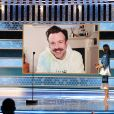 Golden Globes 2021 : Jason Sudeikis reçoit son prix... en sweat