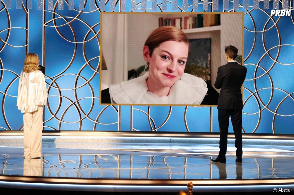 Golden Globes 2021 : Emma Corrin récompensée pour The Crown