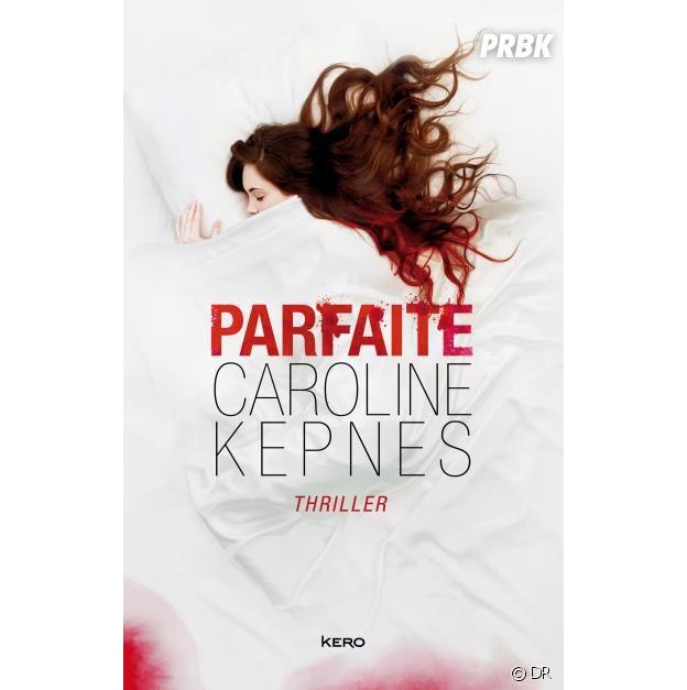 La couverture du roman Parfaite qui a inspiré la série You