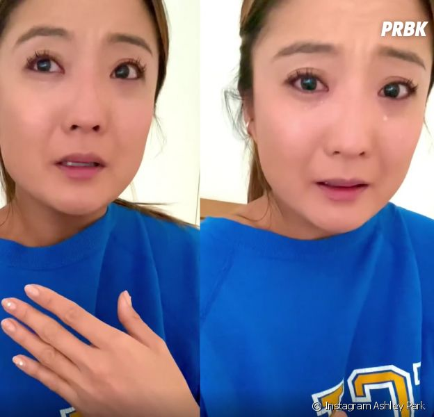 Ashley Park (Emily in Paris) livre un émouvant message face au racisme anti-asiatique