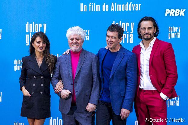 Asier Etxeandia alias Romeo dans Sky Rojo sur Netflix et Beni dans Un, dos, tres a aussi joué dans des films avec Penelope Cruz et Antonio Banderas