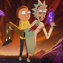 Rick et Morty saison 5 : la date de sortie annoncée avec une 1ère bande-annonce totalement barrée