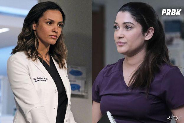 The Resident : Jessica Lucas (Billie) et Anuja Joshi (Leela) ont rejoint la série dans la saison 4