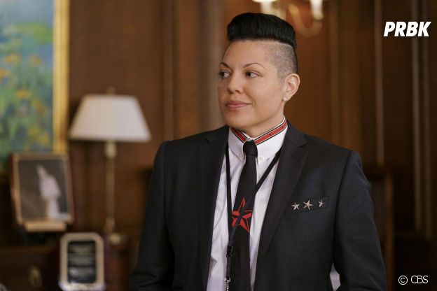 Sara Ramirez dans Madam Secretary