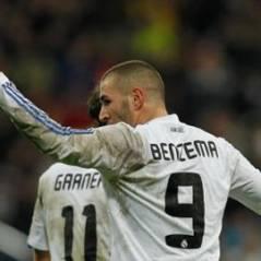 Karim Benzema marque un triplé en Coupe d'Espagne contre Levante