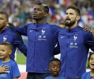 """L'Interro Surprise spéciale des Bleus lors du Mondial 2018 par PRBK. Kylian Mbappé et Olivier Giroud en froid ? Paul Pogba réagit et parle d'une autre """"embrouille"""""""