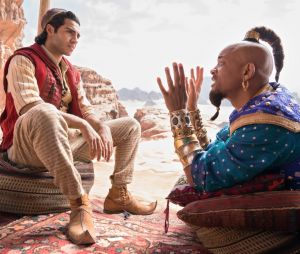 Rayane Bensetti a failli jouer dans Aladdin, le remake américain du film d'animation Disney