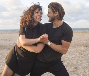 Rayane Bensetti a avoué avoir laissé tomber Héloïse Martin exprès lors d'une scène de Tamara 2
