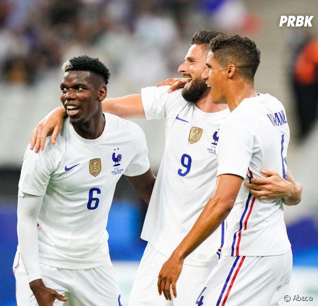 Euro 2020 : l'Equipe de France déjà qualifiée en 8ème de final, quel adversaire pour les Bleus ?