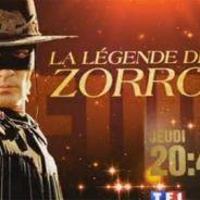 La légende de Zorro avec Antonio Banderas et Catherine Zeta Jones sur TF1 ce soir ... bande annonce