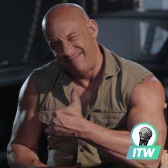 Fast and Furious 9 : fin de la saga, son fils au casting... Vin Diesel se confie (Interview)