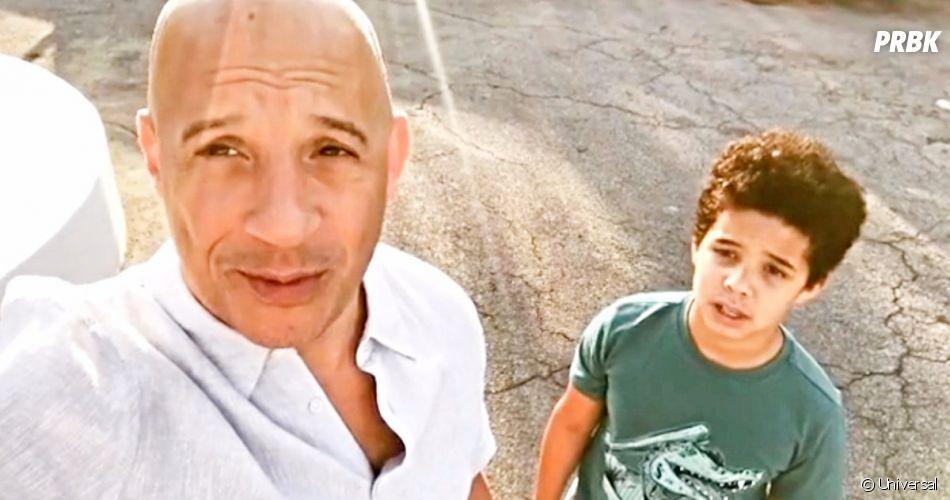 Fast and Furious 9 le 14 juillet au cinéma.