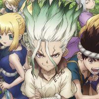 Dr. Stone : le manga va faire une pause sur demande de Boichi et Riichirou Inagaki