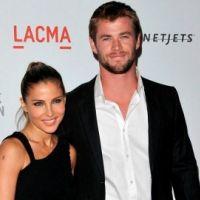 Chris Hemsworth et Elsa Pataky ... Ils se sont dit oui
