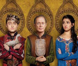 Daniel Radcliffe (Harry Potter) est dans la série Miracle Workers