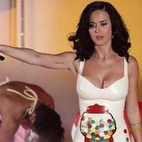 Katy Perry ... Elle va vous en mettre plein le nez en concert