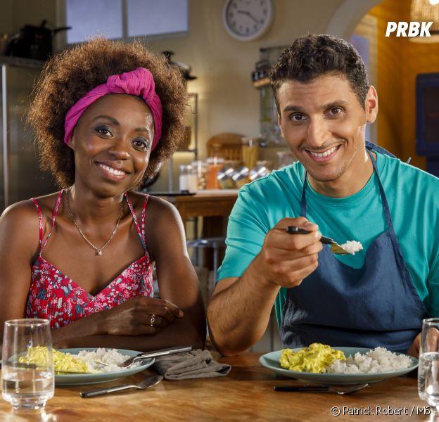 Scènes de ménages : le nouveau couple Jalil et Louise critiqué ? Les acteurs ont été préparés