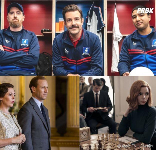 Ted Lasso, The Crown, Le jeu de la dame... liste des séries récompensées aux Emmy Awards 2021