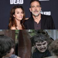 The Walking Dead saison 11 : le fils de Jeffrey Dean Morgan et Hilarie Burton a joué un zombie