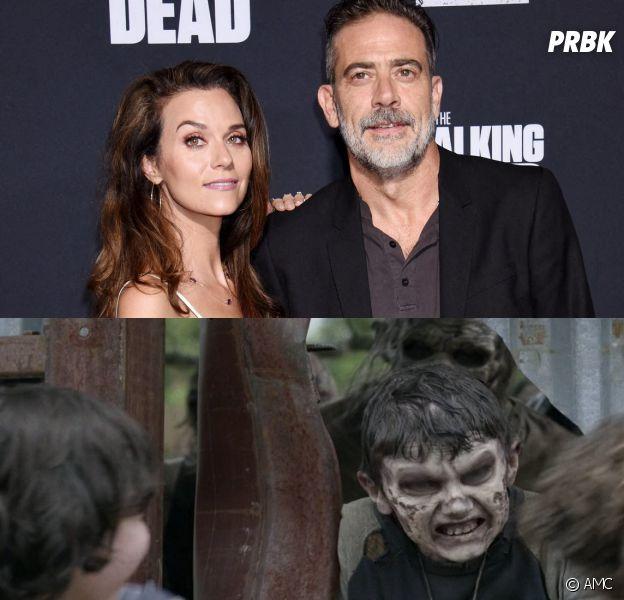 The Walking Dead saison 11 : le fils de Jeffrey Dean Morgan (Negan) et Hilarie Burton (Lucille) a joué un zombie