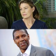 Grey's Anatomy : Ellen Pompeo s'est violemment clashée avec Denzel Washington sur le tournage
