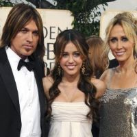 Miley Cyrus ... Divorcés, ses parents se retrouvent