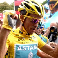Alberto Contador ... suspendu 1 an et en plus il perd son Tour de France 2010