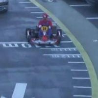 Remi Gaillard ... il prépare Mario Kart 2 en vidéo pour février ... teaser