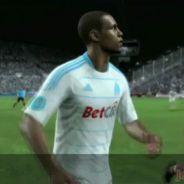 FIFA 12 ... une première vidéo du jeu avec les joueurs de l'OM