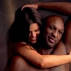 Khloe Kardashian ... Avec Lamar Odom dans une pub sensuelle(vidéo)