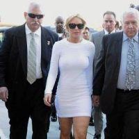 Lindsay Lohan  ... Elle joue la carte sexy et évite la prison (photos)