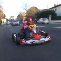 Rémi Gaillard ... Mario Kart 2 version 2011 est en ligne (vidéo)
