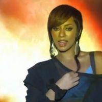 Keri Hilson ... Elle pense que Justin Bieber s'est fait voler aux Grammy