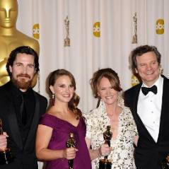 Oscars 2011 ... Les photos des gagnants