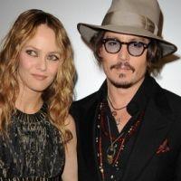 Vanessa Paradis et Johnny Depp ... Enfin le mariage … pour leurs enfants