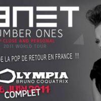 Janet Jackson ... une date supplémentaire à l'Olympia