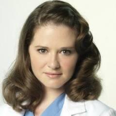 Grey's Anatomy saison 7 ... Sarah Drew parle de la romance entre April et Phil (spoiler)