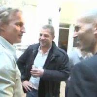 Danse avec les stars ... VIDEO ... une star vient voir David Ginola
