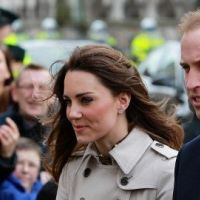 Kate Middleton et Prince William ... Visite officielle en Irlande du Nord et en amoureux (photos)