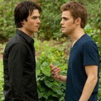 Vampire Diaries saison 2 ... les confrontations entre Damon et Stefan (spoiler)
